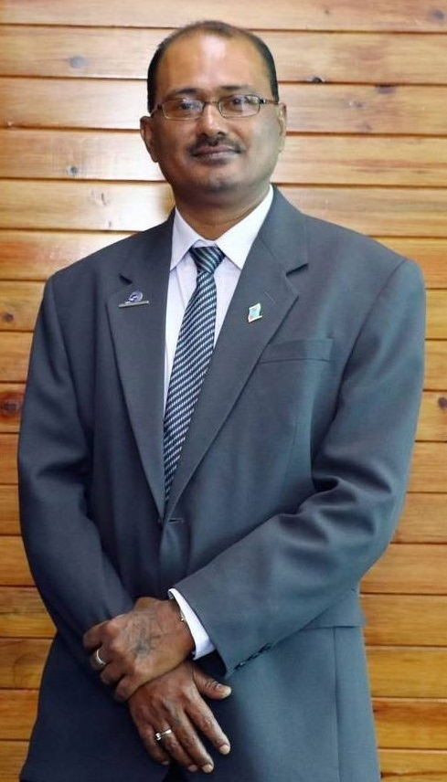 Ajay Nand - Auditor-General for Fiji